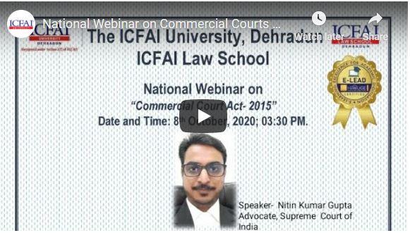 ICFAI University, Dehradun