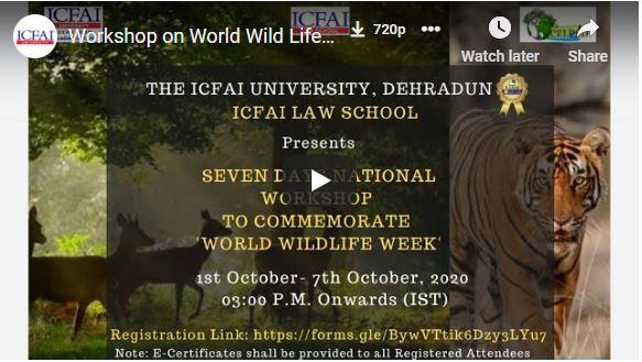 ICFAI University, Deheradun